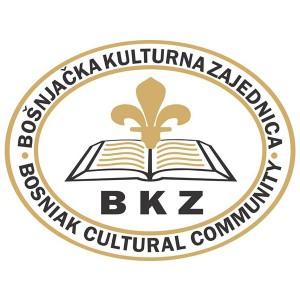 logo BKZ zlatno-crni